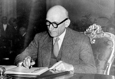 Robert Schuman.